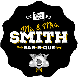 Mr. & Mrs. Smith Bar-B-Que